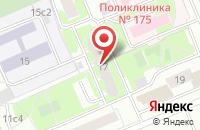 Схема проезда до компании Трейдлайн в Москве