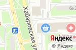 Схема проезда до компании Мастера уборки в Москве
