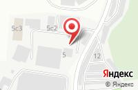 Схема проезда до компании ПРО Развитие в Дзержинском