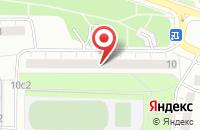Схема проезда до компании Парфенов.Ру в Москве