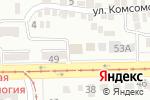 Схема проезда до компании ФИТО-Донецк-Spark в Донецке