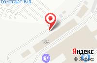 Схема проезда до компании СантехТрэйд в Дзержинском