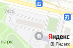 Схема проезда до компании SNG-Auto в Москве