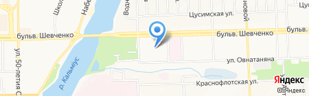 Быстрые решения на карте Донецка