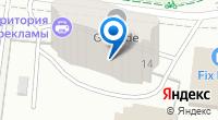 Компания Даттис на карте