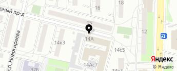 iBurner.ru на карте Москвы