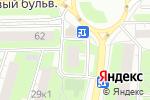 Схема проезда до компании Детская библиотека №62 в Москве