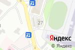 Схема проезда до компании Зоомагазин в Пушкино
