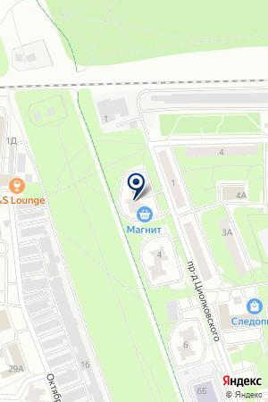 ПУНКТ ОБМЕНА ВАЛЮТЫ на карте Королева