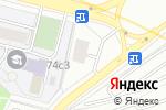Схема проезда до компании Нотариус Малярес Ф.И. в Москве
