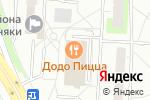 Схема проезда до компании Элегант в Москве