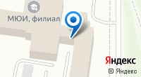 Компания Машприбор на карте