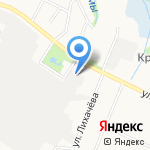 Охрана МВД России на карте Старого Оскола