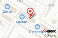 Схема проезда до компании Вешняки-92 в Москве