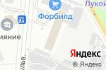 Схема проезда до компании Silicone Global Rus в Москве