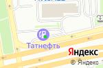 Схема проезда до компании АЗС Татнефть в Москве