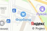 Схема проезда до компании Адеар в Москве