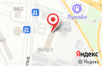 Схема проезда до компании Группа Юк в Москве
