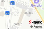 Схема проезда до компании Хорошая вода в Москве