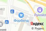Схема проезда до компании Norfin в Москве