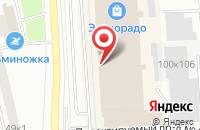 Схема проезда до компании Мистер Каблук в Москве