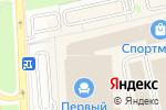 Схема проезда до компании Мой мир в Москве