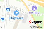 Схема проезда до компании Сантех-МСК в Москве