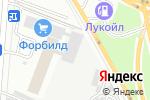 Схема проезда до компании Tz.msk.ru в Москве