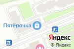 Схема проезда до компании ДЕЗ района Ивановское в Москве