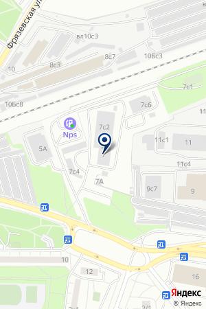 ТФ АНПО на карте Москвы