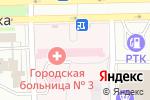 Схема проезда до компании Био-Лайн в Донецке