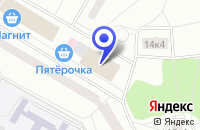Схема проезда до компании ШКОЛА ВОИНСКИХ ИСКУССТВ КОДОКАН СИН-РЮ в Москве