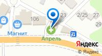 Компания Живое пиво на карте