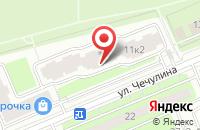 Схема проезда до компании Пнд Строй в Москве