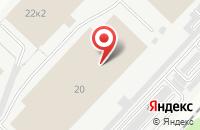 Схема проезда до компании ГЕОНА-МСК в Дзержинском