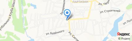 Макеевская общеобразовательная школа I-III ступеней №31 на карте Донецка