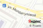 Схема проезда до компании FireBuy в Москве