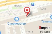 Схема проезда до компании Альпстрой Xxi Век в Москве