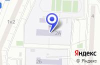 Схема проезда до компании АВТОШКОЛА ЛКД МОБИЛ-ЦЕНТР в Москве