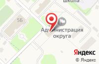 Схема проезда до компании Почтовое отделение №142034 в Чурилково
