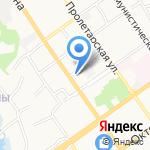 Единая Россия на карте Старого Оскола