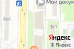 Схема проезда до компании Эдара в Москве