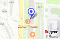 Схема проезда до компании МАГАЗИН КУХНИ-МЕБЕЛЬ в Москве