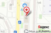 Схема проезда до компании Коровино+ в Москве