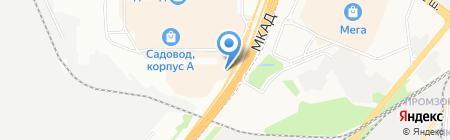 S-Glass на карте Москвы