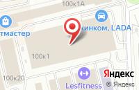 Схема проезда до компании Производственно-Строительная Компания Миг в Москве