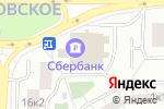 Схема проезда до компании Деловая среда в Москве