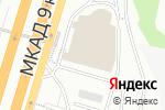 Схема проезда до компании Ликарион в Москве