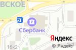 Схема проезда до компании Территориальная избирательная комиссия района Ивановское в Москве