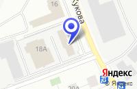 Схема проезда до компании ОТДЕЛЕНИЕ ДЗЕРЖИНСК КБ ФОРБАНК в Дзержинском